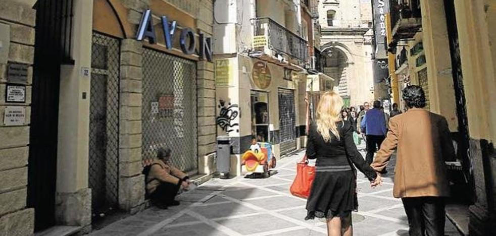 Comerciantes temen que las obras de reforma de calle San Juan coincidan con Navidad