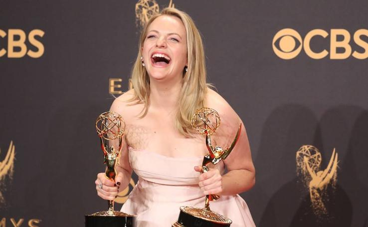 La alfombra roja de los Emmy