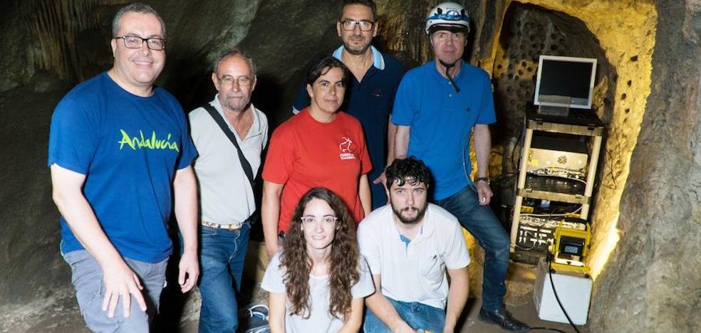 La Cueva de Nerja, a la vanguardia de España en investigación y conservación subterránea