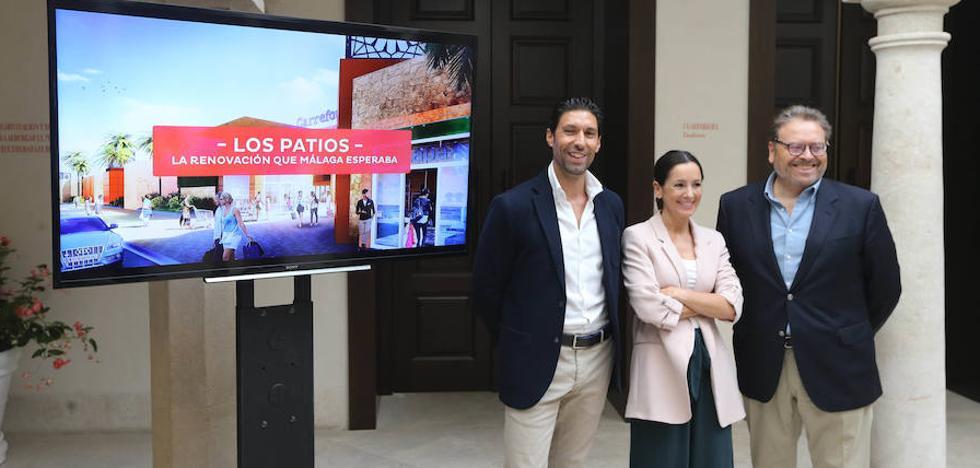 Carrefour Los Patios ampliará su oferta comercial y prevé la creación de 1.000 empleos