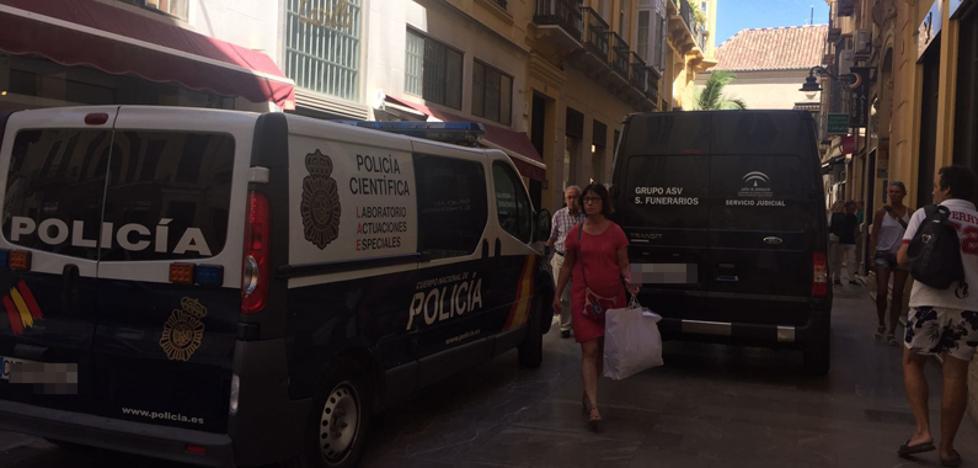 Encuentran en Málaga capital el cadáver de una mujer que llevaba varios días fallecida