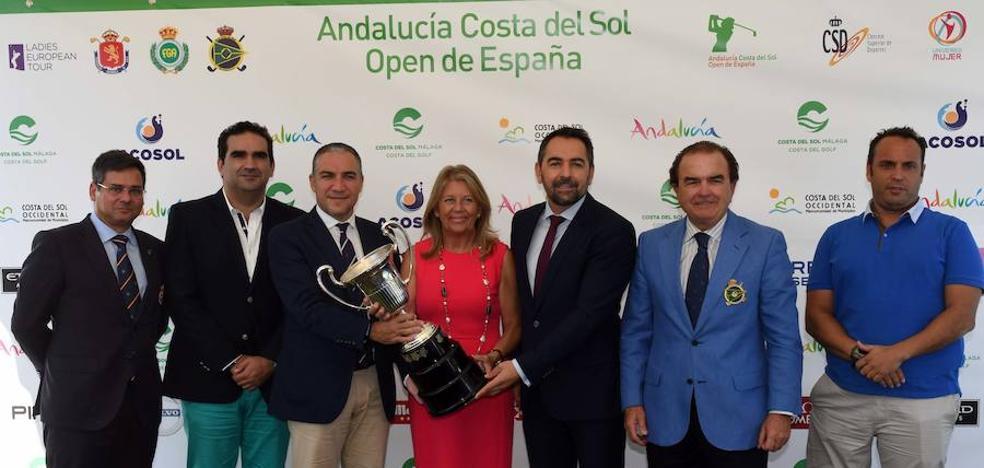 Marbella, a punto para acoger desde el jueves el Open de España femenino