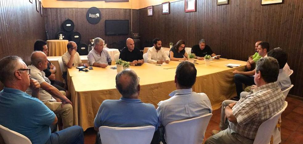 El PSOE pide más medidas de seguridad en la nave incendiada el sábado en el polígono Villa Rosa de Málaga