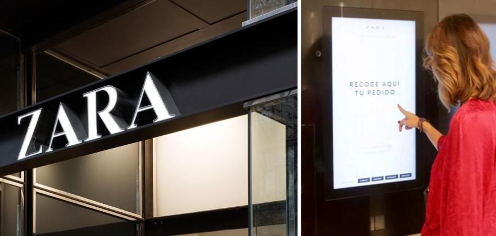 El buzón gigante que prueba Zara en sus tiendas... ¿para qué sirve?