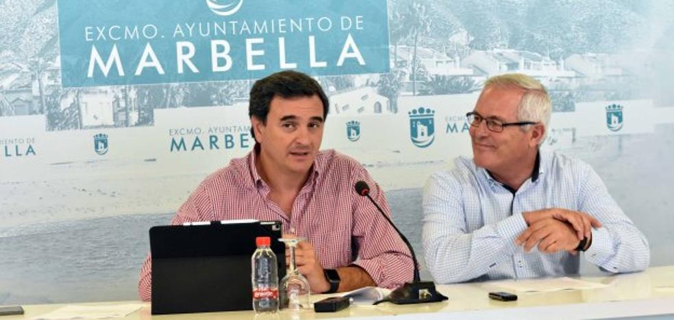 Acuerdo con Costas para sacar del mar el colector de saneamiento existente en la playa de San Pedro
