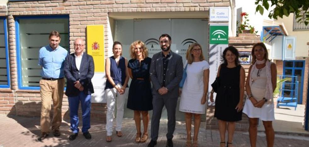 Nueva oficina del Servicio Andaluz de Empleo en Nerja