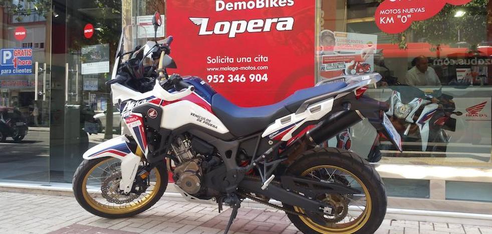Honda Lopera, la experiencia y seguridad de un concesionario 'Gold'