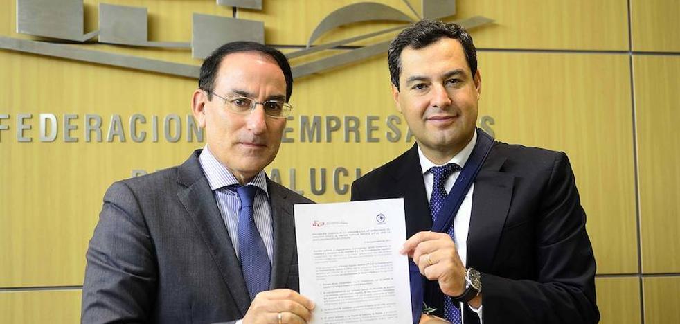 CEA y PP-A defienden el Estado de Derecho y piden diálogo