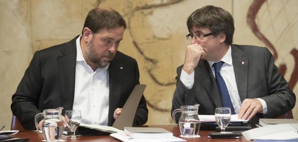 La Generalitat no acata la intervención de sus cuentas