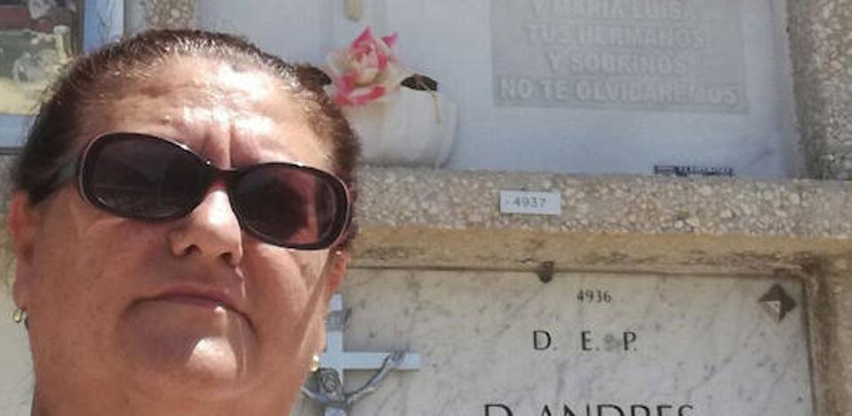 La pesadilla de Juana: pide abrir una tumba para demostrar que está viva en Málaga
