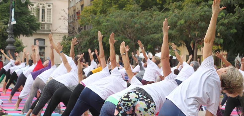 El reto de conseguir en Málaga 5.000 gestos sin dolor