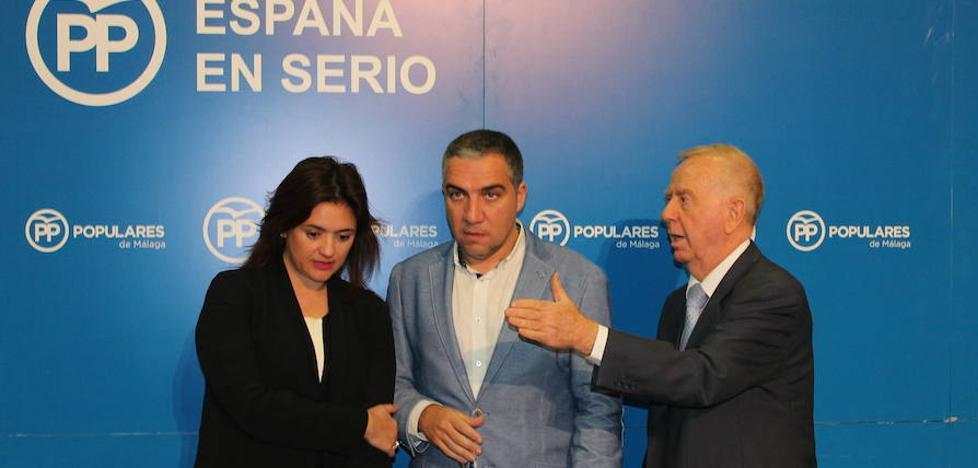 El PP interviene en la batalla interna por liderar el partido en Torremolinos