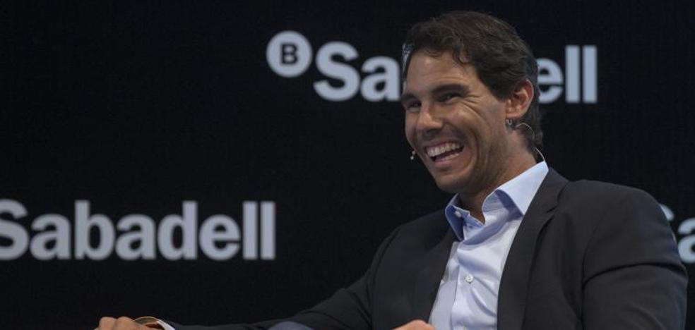 Nadal: «Con Cataluña hay un conflicto desagradable y preocupante para el país»