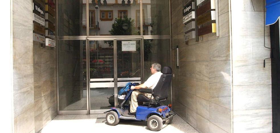 Los edificios de viviendas deberán estar acondicionados para discapacitados el 4 de diciembre