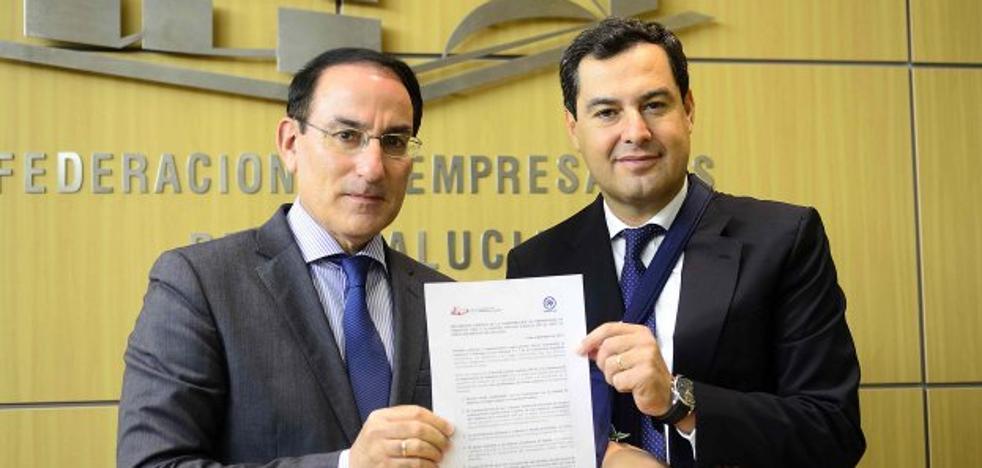 La preocupación empresarial por el 'procés' se intensifica en Andalucía