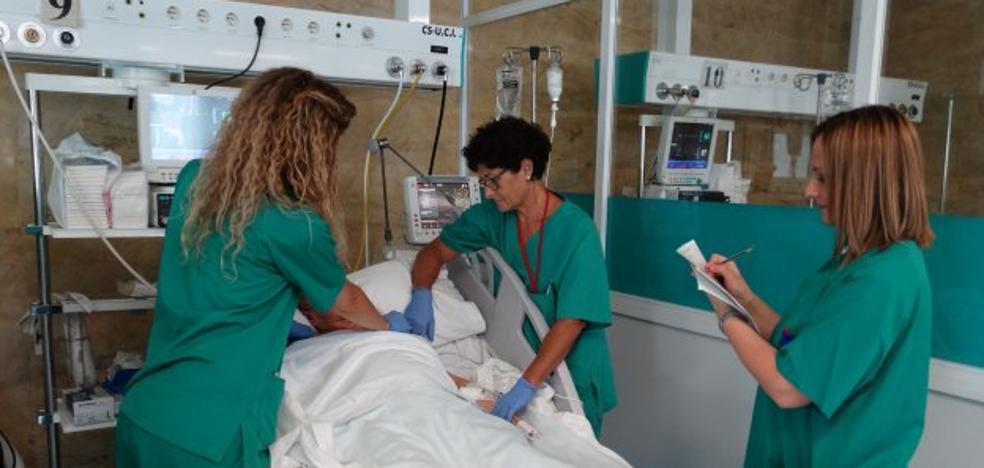 Aumentan un 2% las urgencias atendidas en verano en el Hospital