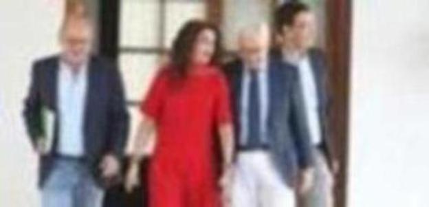 Montero: «Solo los millonarios pagarán en Andalucía impuesto de Sucesiones»