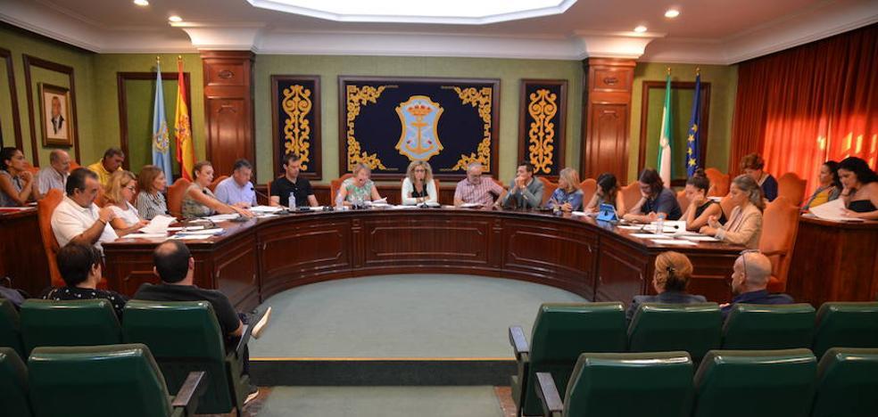 PP y C's tumban dos modificaciones de crédito del tripartito por 1,3 millones en Nerja