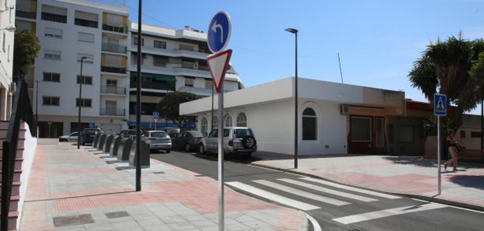 San Pedro estrena la calle Andalucía gracias a una reforma integral de sus infraestructuras