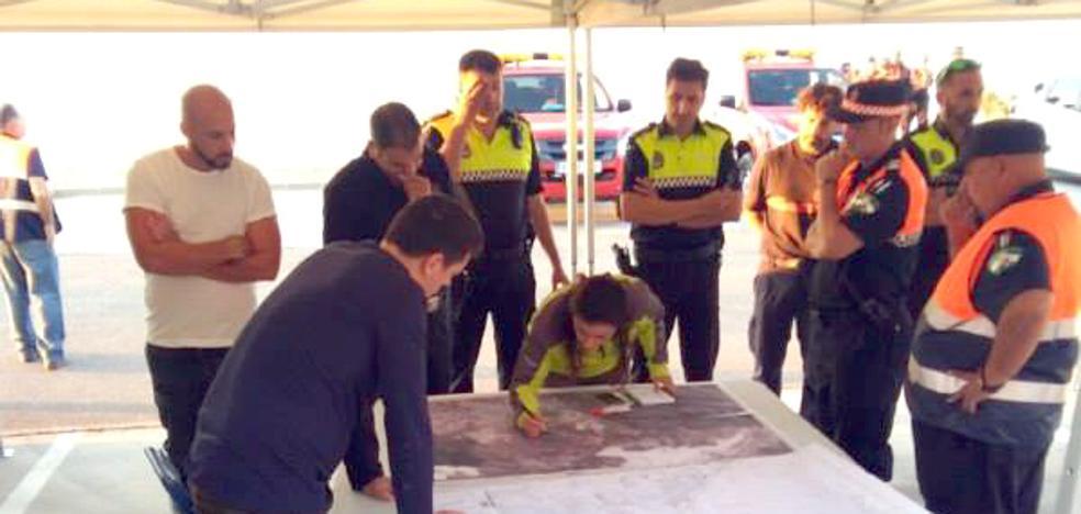 Activan un dispositivo para encontrar al vecino de Arroyo de la Miel desaparecido desde el domingo