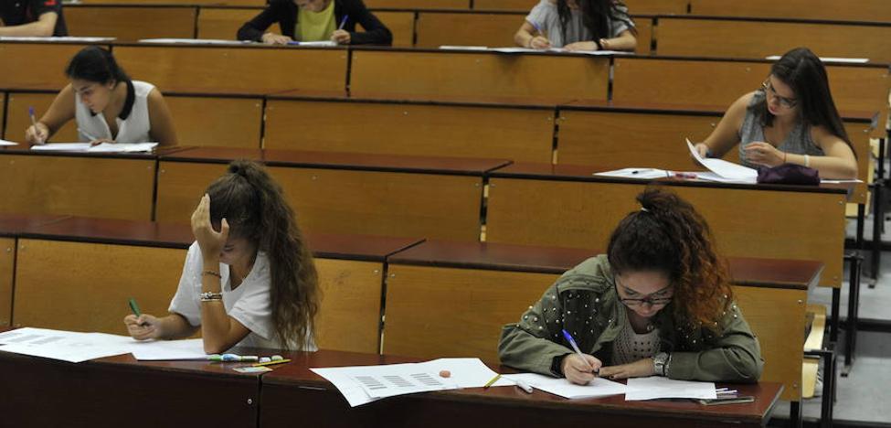 Los aprobados de septiembre sólo podrán elegir entre ingenierías y carreras de letras