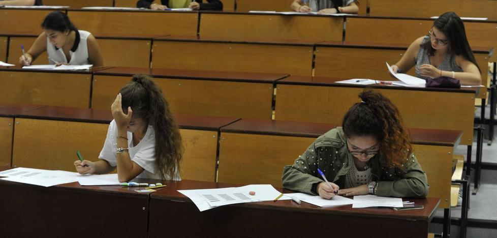 713 alumnos superan la prueba de selectividad de septiembre, el 71% de los que se presentaron