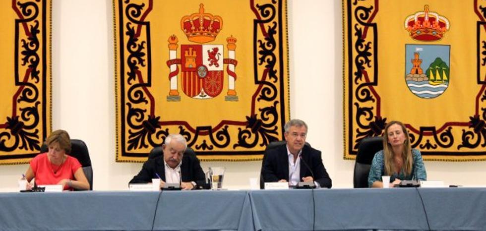 El Ayuntamiento de Estepona aprueba la venta de subsuelo para aparcamientos en la zona de Parque Central
