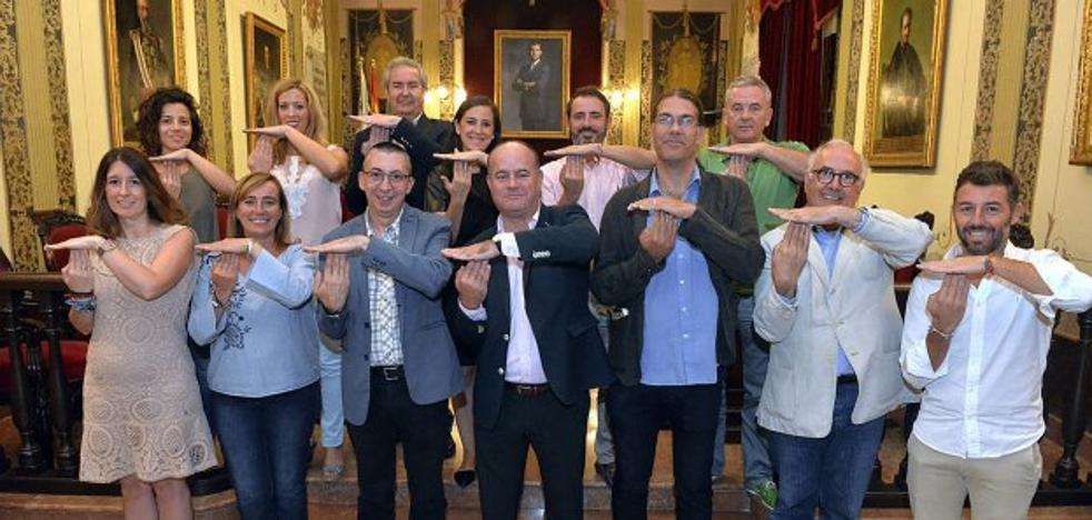 Autoridades menorquinas visitan Antequera