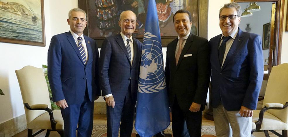 La ONU elige Málaga para instalar un centro de formación internacional