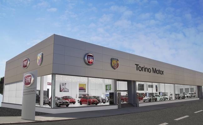 Torino Motor, concesionario oficial Fiat en Málaga, renueva sus instalaciones con 1.200 metros de exposición y la última tecnología