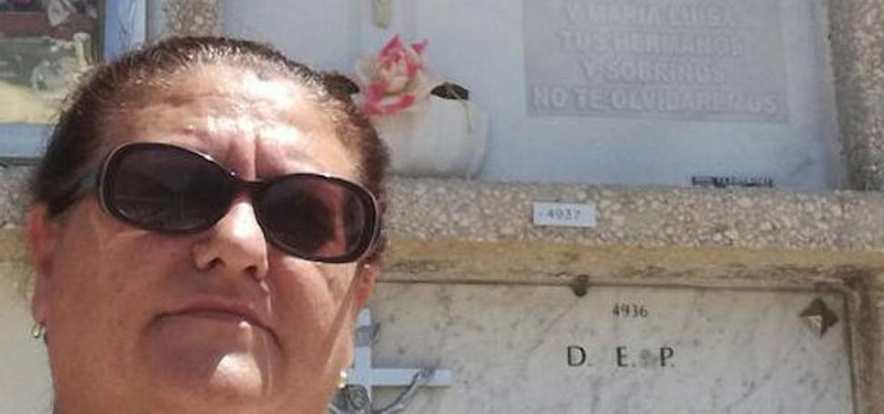 Juana Escudero inicia el proceso penal para demostrar que está viva