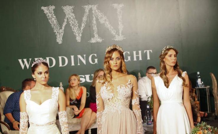 Fotos del cóctel y algunos diseños de la IV Wedding Night de SUR