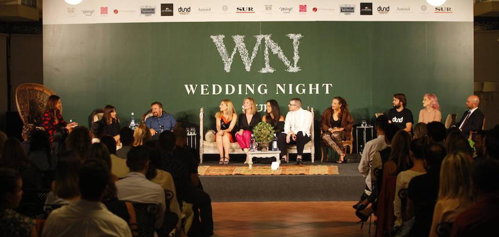 La IV Wedding Night SUR da las claves para organizar la boda perfecta