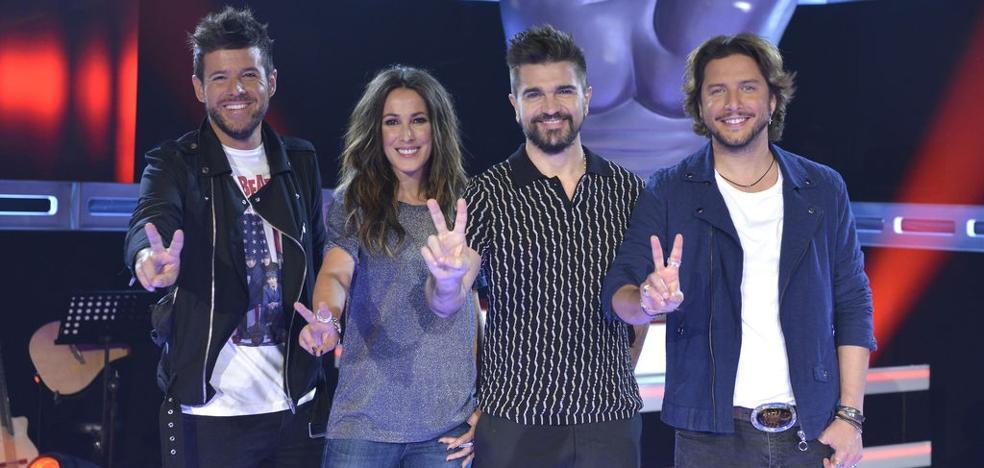 'La Voz' domina en su regreso aunque vive el inicio más flojo