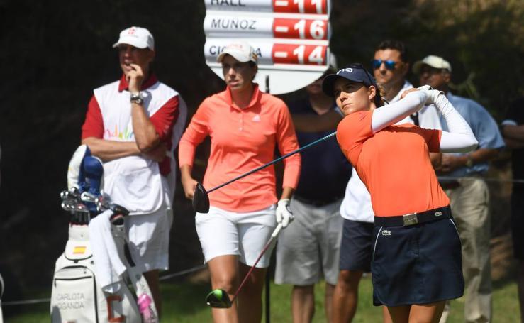 Azahara Muñoz gana el Open de España por segundo año consecutivo