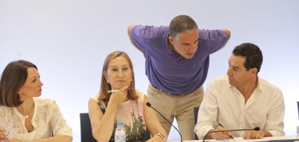El empleo, la sanidad, la educación marcarán la agenda del PP andaluz