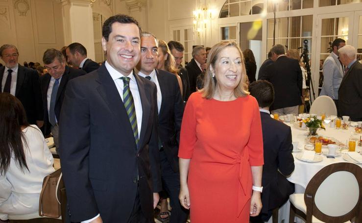 "Fotos del 'Fórum Europa. Tribuna Andalucía"""