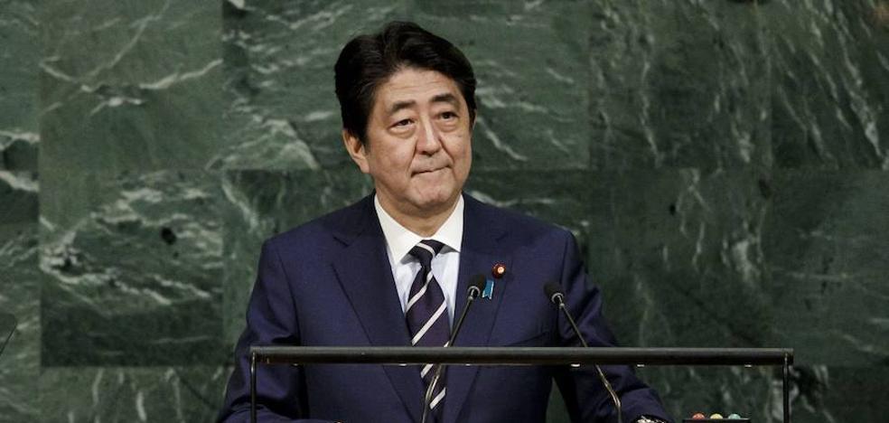 Abe disolverá la Cámara Baja para convocar elecciones anticipadas