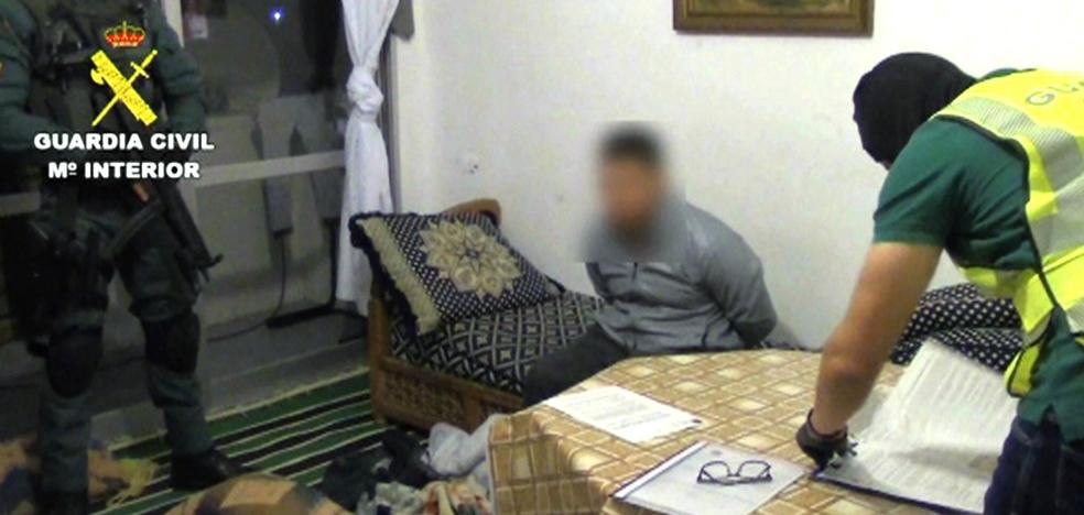 Prisión al detenido en Vinaroz por colaborar con el núcleo de los atentados de Cataluña