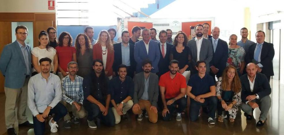 Tres 'startups' malagueñas compiten en el programa andaluza Minerva