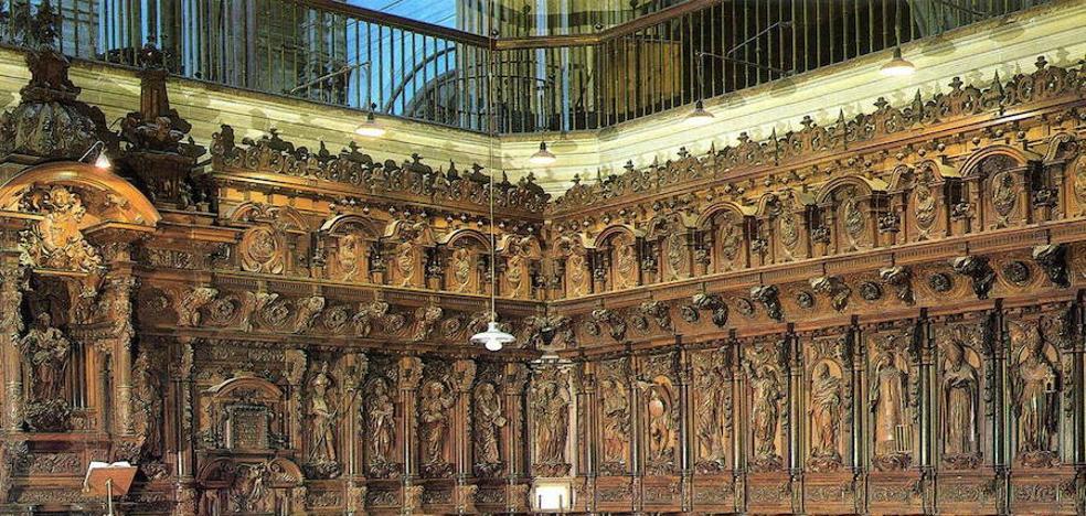 Unanimidad para que la sillería de la catedral sea Bic