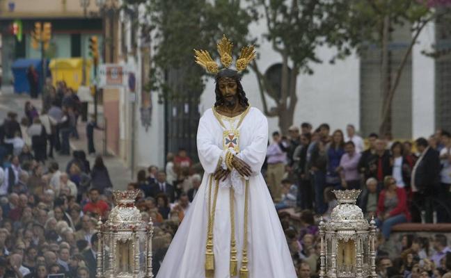 El Cautivo volverá el 9 de octubre y se expondrá en el Palacio Episcopal