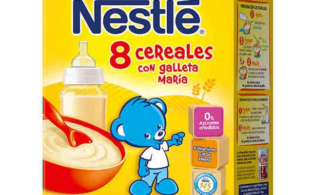 El anuncio sobre la retirada de papillas Nestlé que preocupa de forma innecesaria a los padres