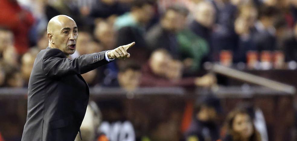 Pako Ayestarán, nuevo entrenador de la UD Las Palmas