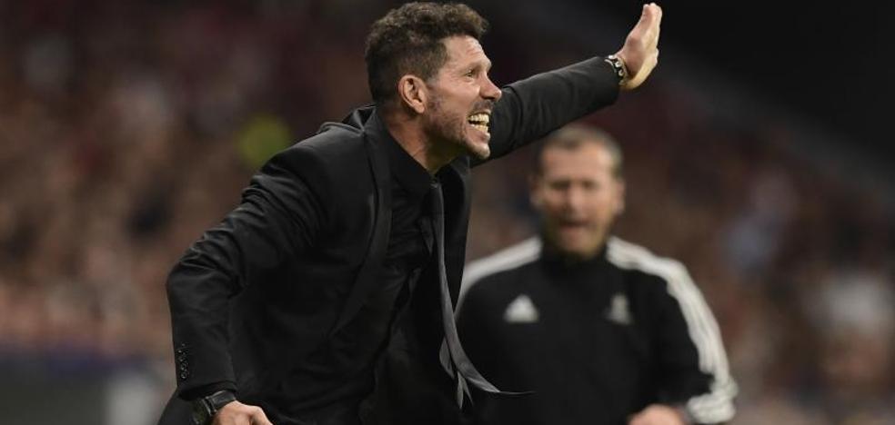 Simeone: «La victoria del Chelsea fue justa porque jugó mejor»