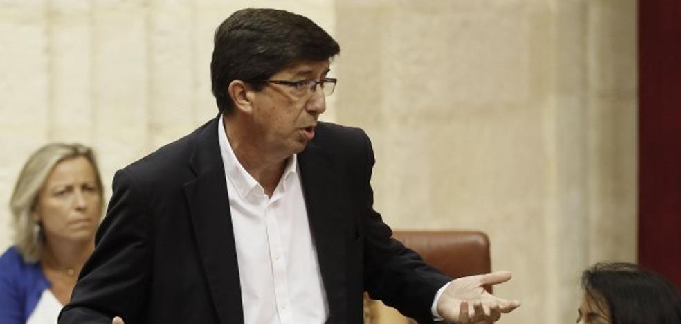 El Parlamento defenderá hoy el orden constitucional con el respaldo del PSOE andaluz