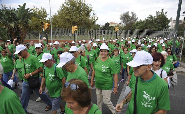 El Día Internacional de las personas mayores en Málaga