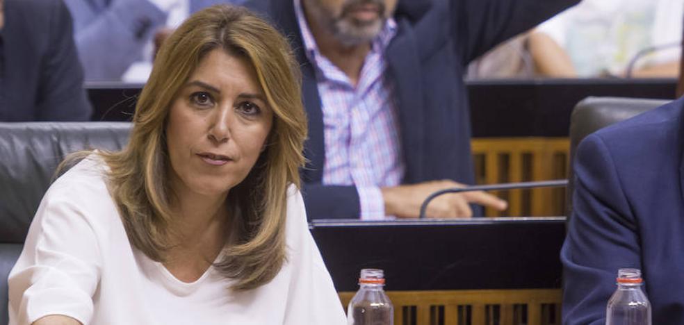 El Parlamento andaluz respalda al Gobierno para impedir el referéndum de Cataluña