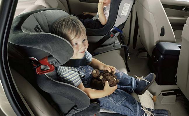 ¿Cuándo cambiar la silla infantil del coche?