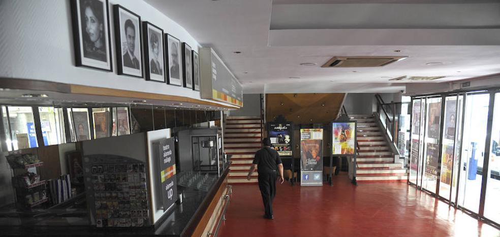 Las obras para adaptar el teatro Alameda al proyecto de Banderas comenzarán en un año